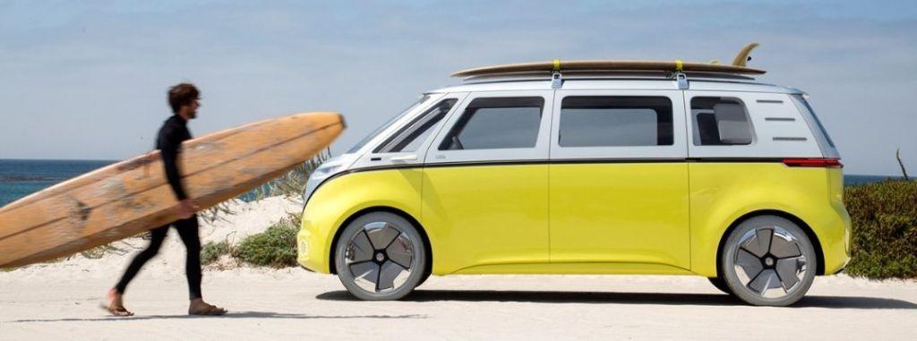 Volkswagen ID Buzz Concept Art